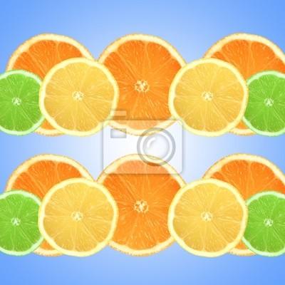 Letnie owoce świeże