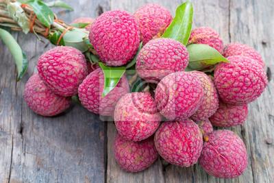 Tapeta Lichee owoców