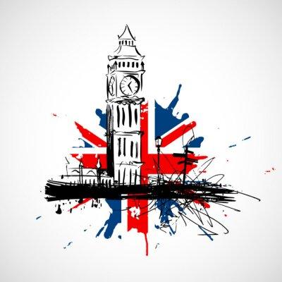 Tapeta Londyn!