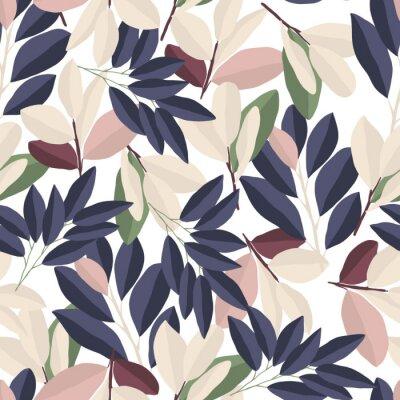 Tapeta Maison de fleurs. Kwiaty i kwiatowy wzór # 7