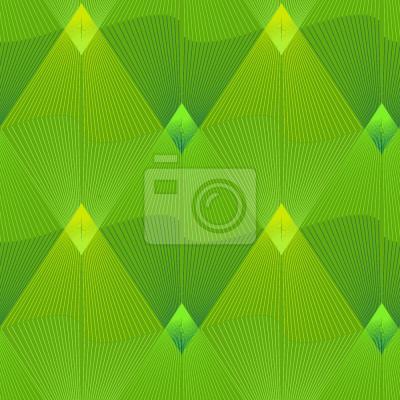 Tapeta Małe Zielone Latarnie