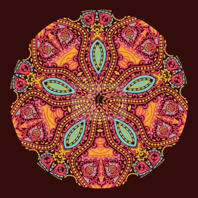 Tapeta Mandala dla Maharani