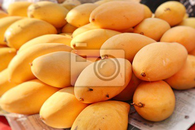 Tapeta mango at street food