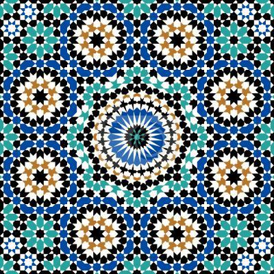 Tapeta Marrakesz