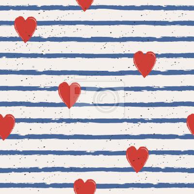Tapeta Marynarz w Miłości