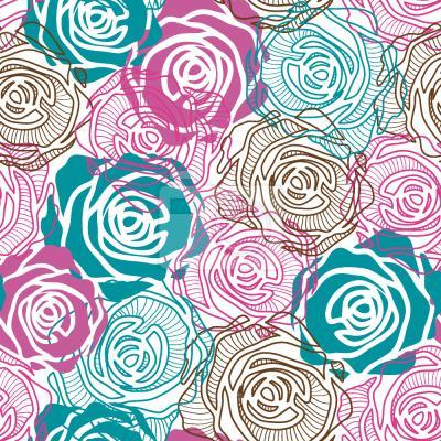 Tapeta marzenia Róż