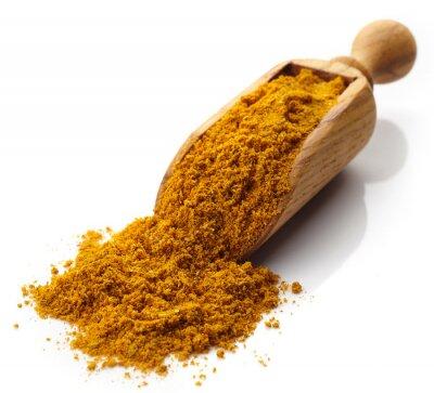 Miarka proszku curry