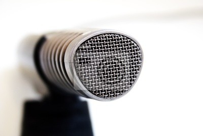 Tapeta mikrofon