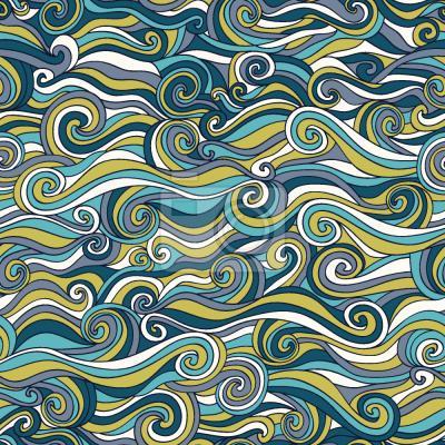 Tapeta Morze Burzowe