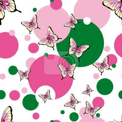 Tapeta Motyle
