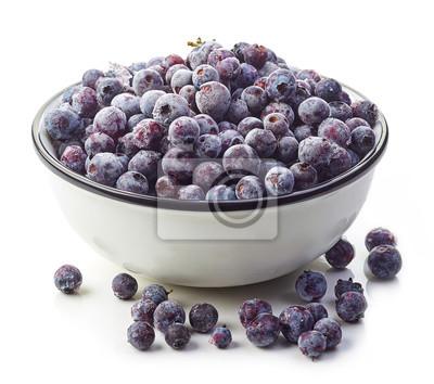 Mrożone jagody