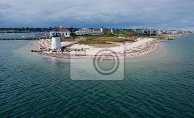 Tapeta Nantucket Harbor Lighthouse