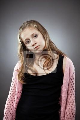 Nieszczęśliwa dziewczyna