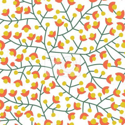 Tapeta Nordic Lato Bloom