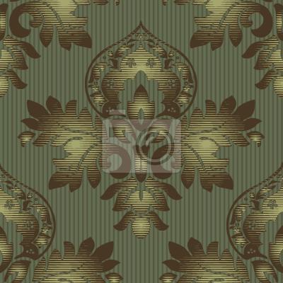 Tapeta Nowoczesne Wzory Brocade