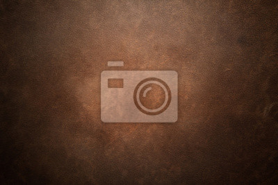 Tapeta Old brown leather background