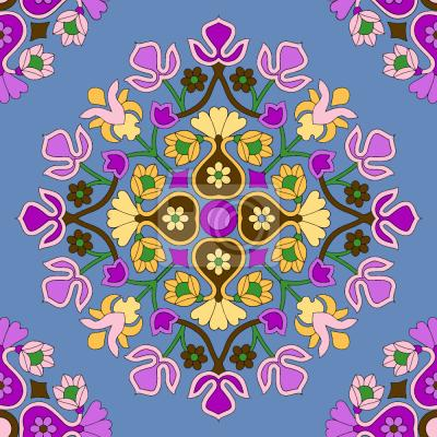 Tapeta Oriental Bloom