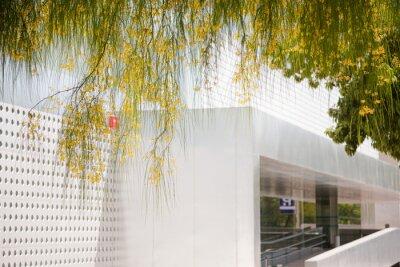 Tapeta Part of modern building