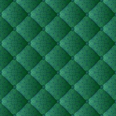 Tapeta pikowana tkanina z rocznika ozdoby, bezszwowe wzór