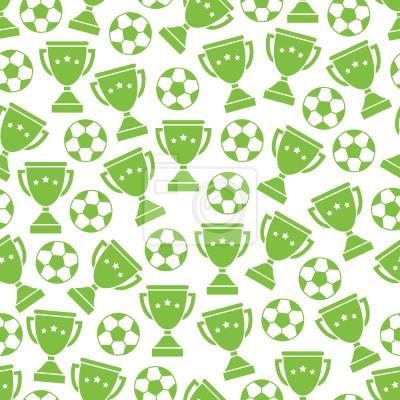 Tapeta Piłka nożna i Puchary
