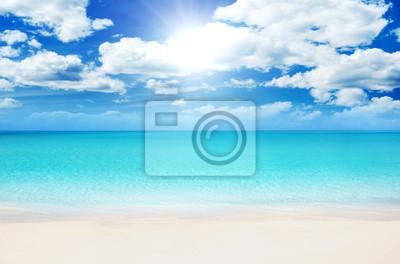 Plaża w lecie