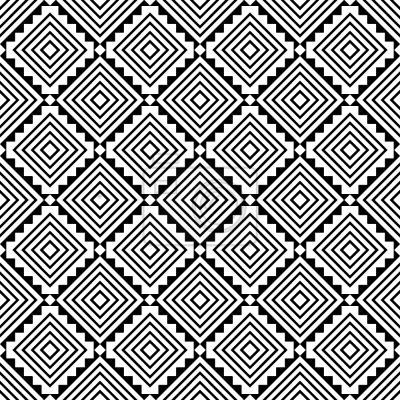 Tapeta Płytki hipnotyczne