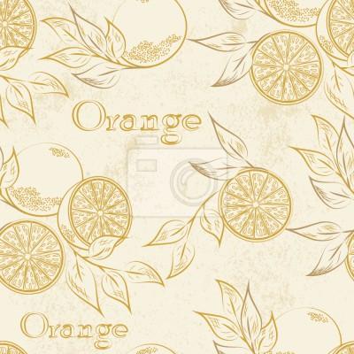 Tapeta Pomarańcze Z Kalifornii