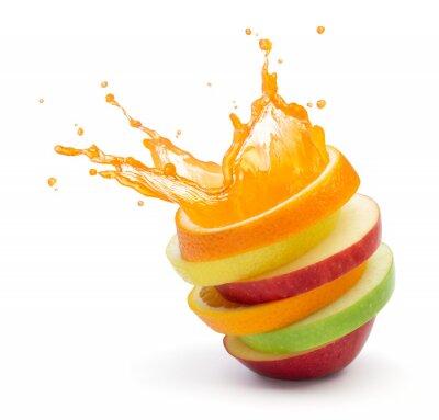 Tapeta poncz owocowy