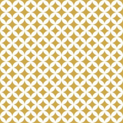 Tapeta popularny abstrakcyjny złoty europejczyk wspaniały owalny okrąg stos luksusowy wzór bez szwu tapety tło
