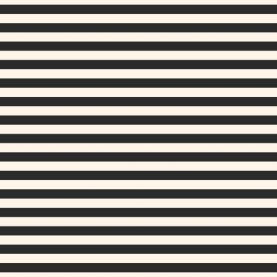 Tapeta Poziome paski wektor wzór. Czarno-białe linie tekstury