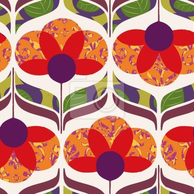 Tapeta projektowanie Kwiatów