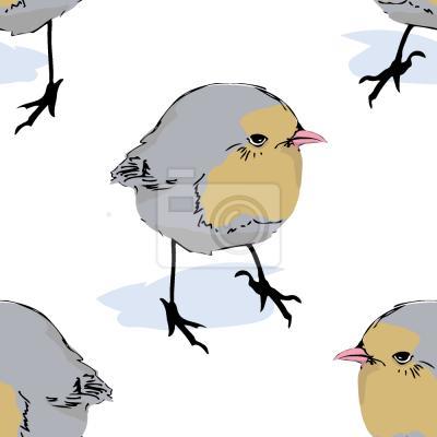 Tapeta Przeglądanie stron przez Birdie