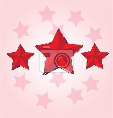 Ręczne gwiazdek