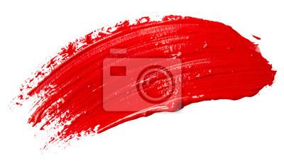 Tapeta Red paint