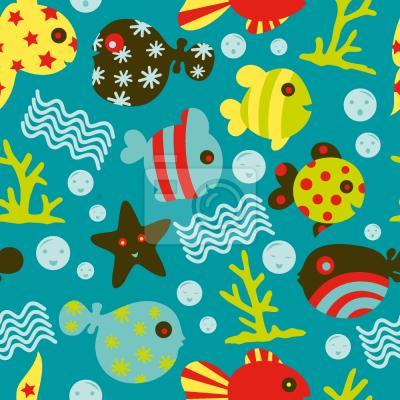 Tapeta Reef Wodny świat