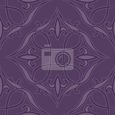 Tapeta Renaissace W purpurze