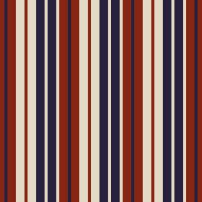 Tapeta Retro usa Kolor mody stylu bez szwu pasy wzór. Wektor abstrakcyjna tła.