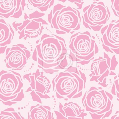 Tapeta Rose Kwiaty bzu