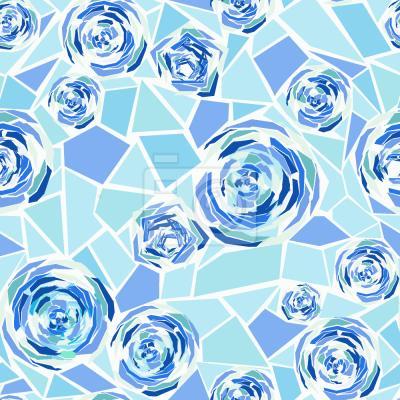 Tapeta Rose Mozaika