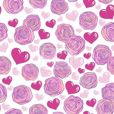 Tapeta Rose Passion
