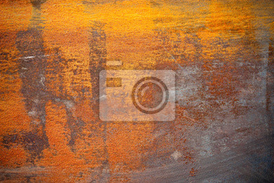 Tapeta Rusty Metal