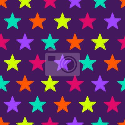 Rysowane Gwiazdy