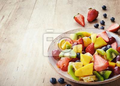Sałatka ze świeżych owoców