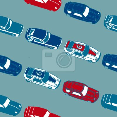 Tapeta samochody Matchbox