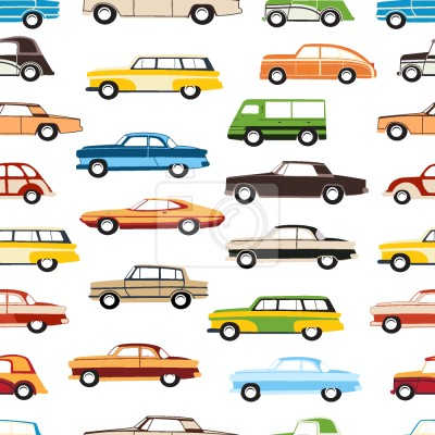 Tapeta Samochody retro