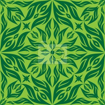 Tapeta Sen Zielonego Kwiatu