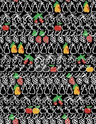 Tapeta Słodkie owoce