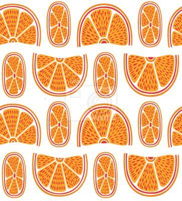 Tapeta soczyste pomarancze
