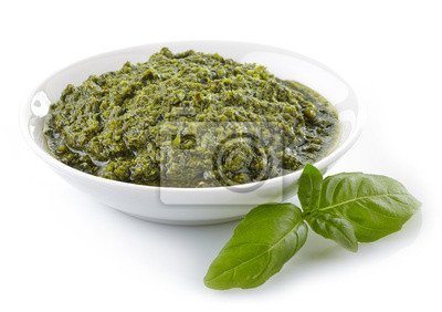 Tapeta Sos pesto