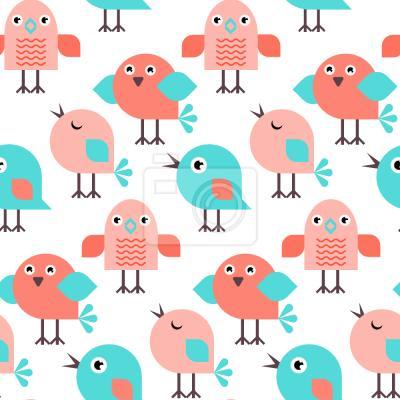 Tapeta Śpiewaj Ptaki